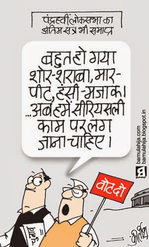 loksabha, parliament, cartoons on politics, indian political cartoon, election 2014 cartoons