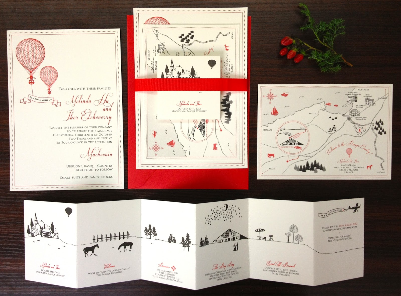 Contemporary Bespoke Wedding Invitations Crest Resume Ideas