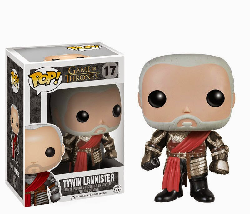Funko Pop! Tywin Lannister Golden