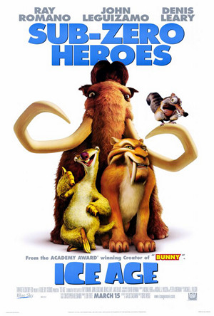 resensi film, film review, Ice Age 1 : Sub-Zero to Heroes (2002), pic