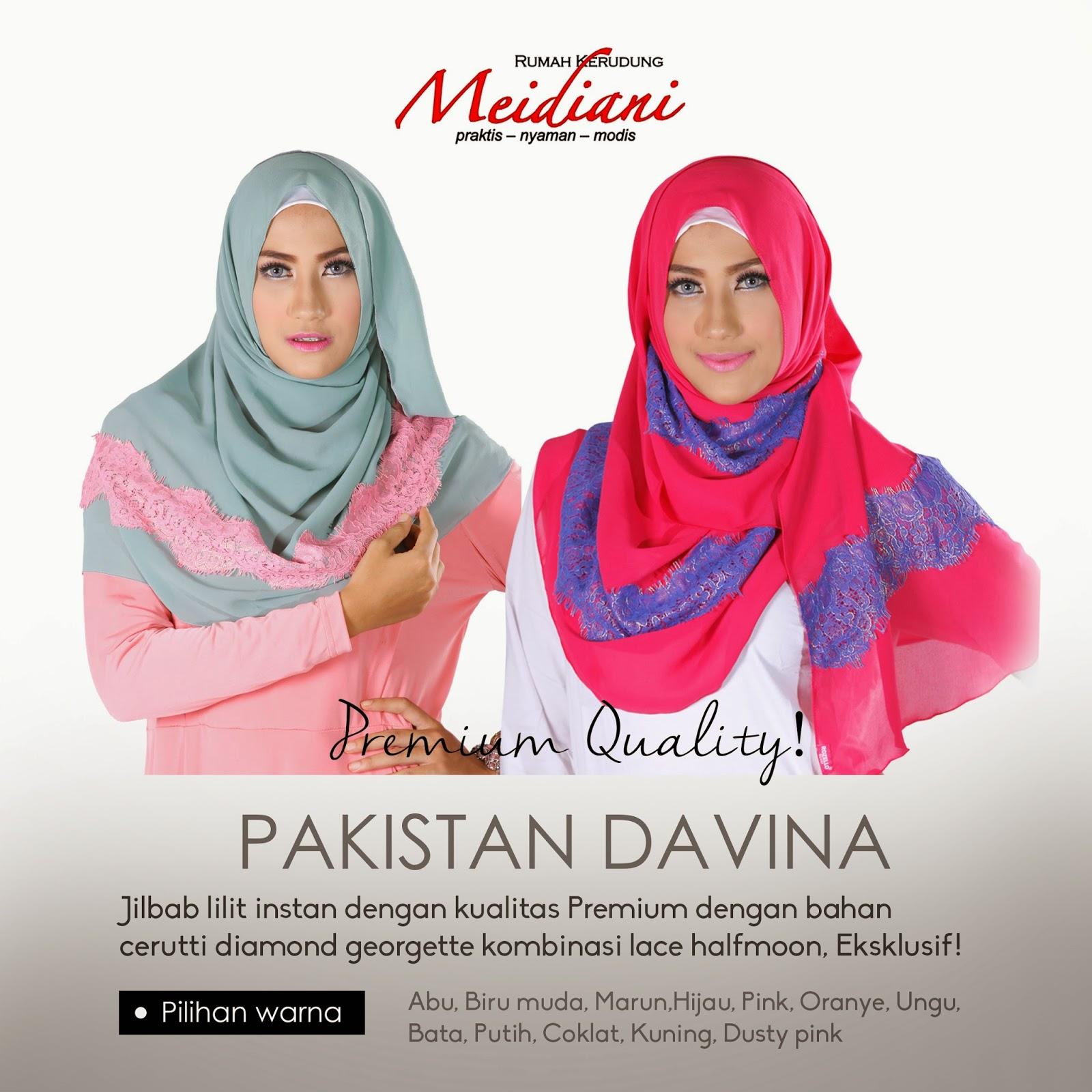 Pakistan Davina