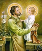 St Joseph Pray For Us