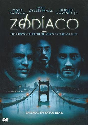 Filme Poster Zodaco DVDRip XviD &amp; RMVB Dublado