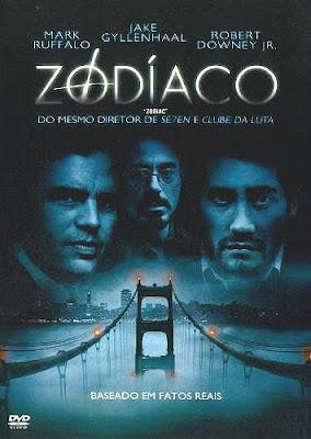 Filme Poster Zodíaco DVDRip XviD & RMVB Dublado