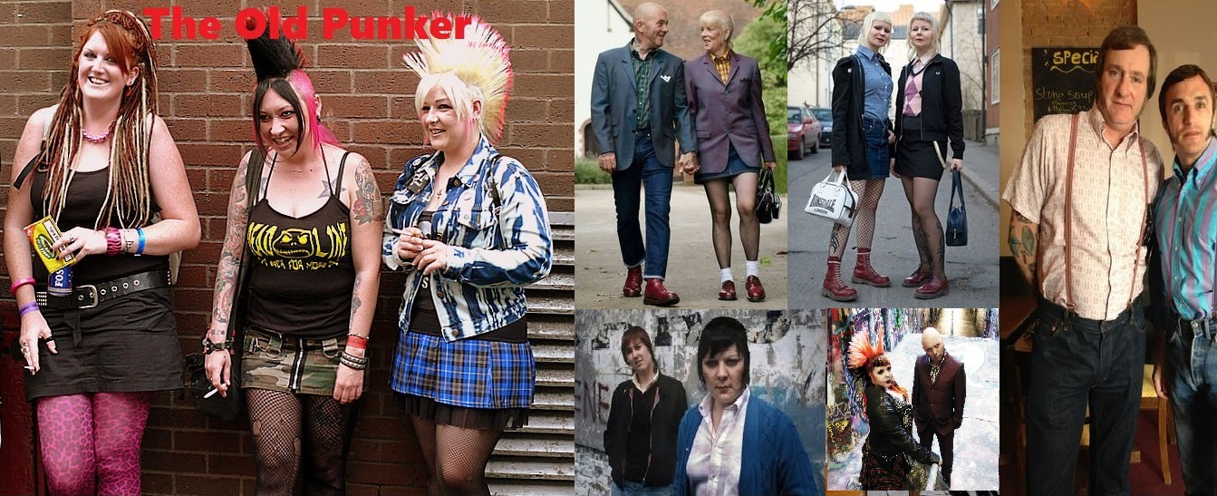 The Old Punkers