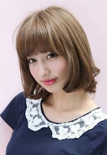 Japanese Bob Hairstyles