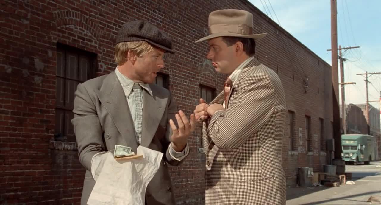 El golpe (1973) George Roy Hill