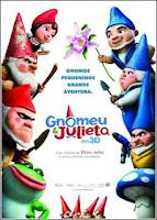 Baixar Filme Gnomeu e Julieta DVDRip AVI + RMVB Dublado