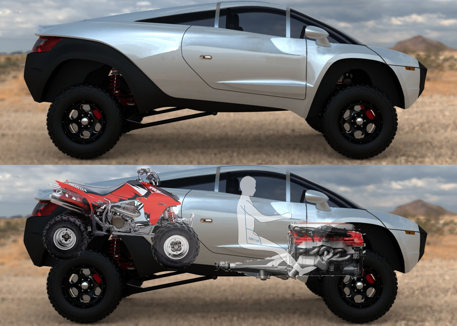 Local Motors Rally Fighter >> Local Motors Rally Fighter Pick Up With Parallel Architecture