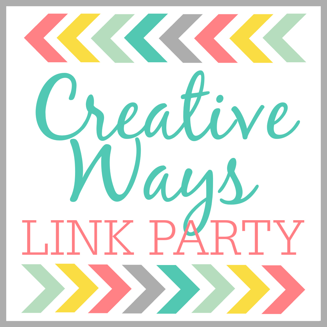 "Creative Ways Link Party"" border="