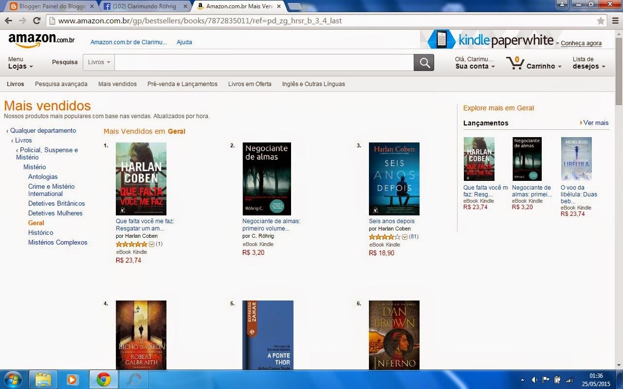 Lista de livros mais vendidos da amazon primeira semana em lista de livros mais vendidos da amazon primeira semana em primeiro lugar aproveite a promoo fandeluxe Images