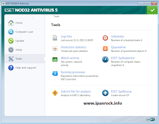 Free Download ESET NOD32 Antivirus 5.0.95