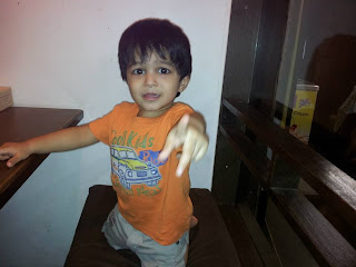 Devansh at Revel