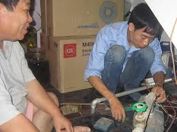 Lắp đặt máy bơm nước tại quận Đống Đa giá rẻ