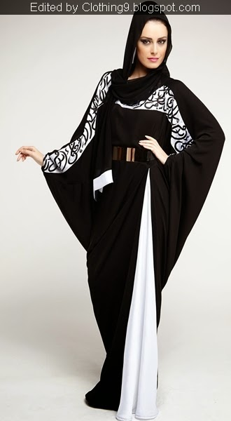 Gulf Abaya Collection with Belt