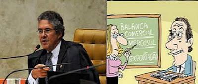 Marco Aurélio Mello, do STF, defende renúncia de Dilma, Temer e Cunha