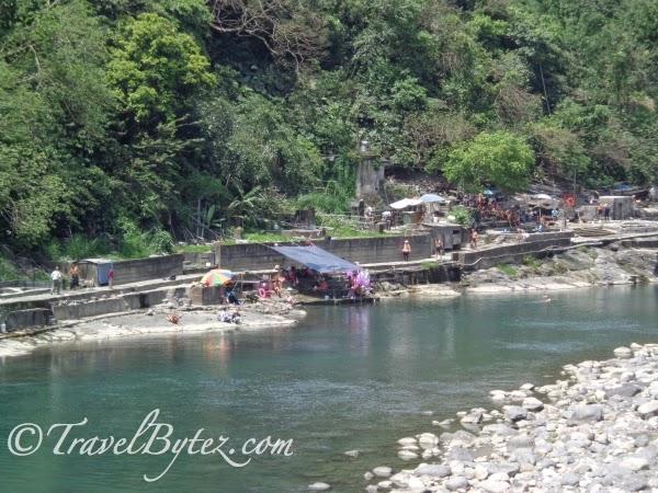 Wulai Old Street (烏來老街) Hot Springs