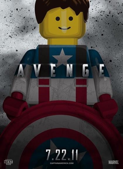 Lego - Capitán América