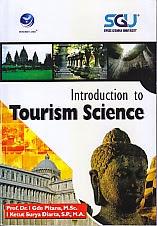 toko buku rahma: buku INTRODUCTION TO TAOURISM SCIENCE, pengarang i gede pitana, penerbit kencana