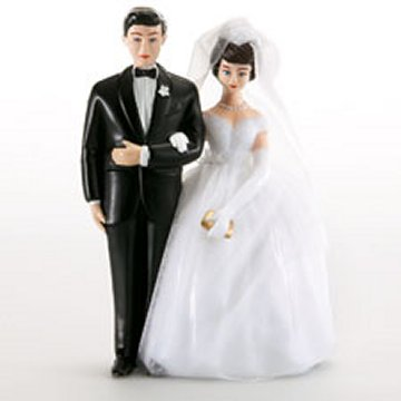 Unique wedding ideas: \'Wedding Cake Toppers\' Exaggerate you ...
