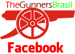 The Gunners Brasil no Facebook