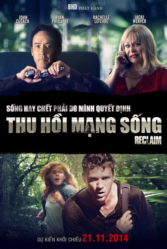 Xem phim Thu hoi mang song - Reclaim 2014 tai PhimSV.Com