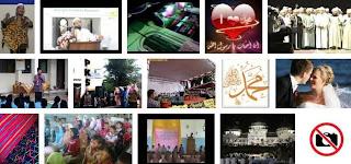 photo gambar Ceramah Peringatan Maulid Nabi Muhammad SAW