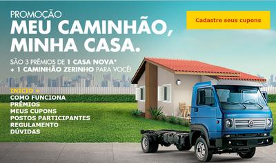 Promoção Shell - Meu caminhão, minha casa.