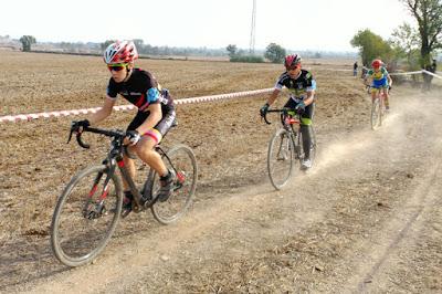 ciclocross catalunya copa catalana cadetes guissona ciclismo