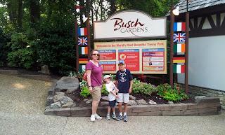 Busch Gardens Main Enterance