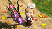 Cartoon Baby Gladiolus Wallpapers HD Pics Gallery (cartoon wallpaper girl gladiolus lily masha sword movies images goodwp flower )
