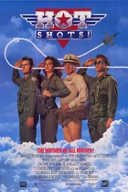 Chiến Binh Thượng Đẳng - Hot Shots! (1991) Poster