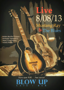 Mustang ray & the blues