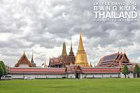 The Grand Palace, Wat Phra Kaew Kaeo, Temple of the Emerald Buddha, Wat Phra Si Rattana Satsadaram, Thailand, Bangkok, Thai