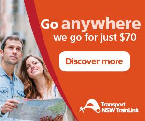 NSW Rail Link Promo