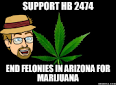 Please Support Medical Marijuana