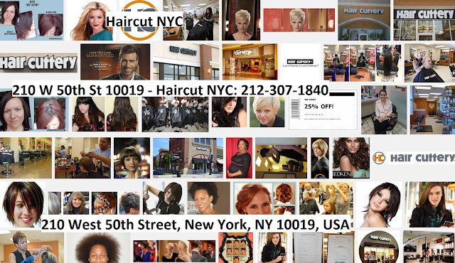Haircut NYC