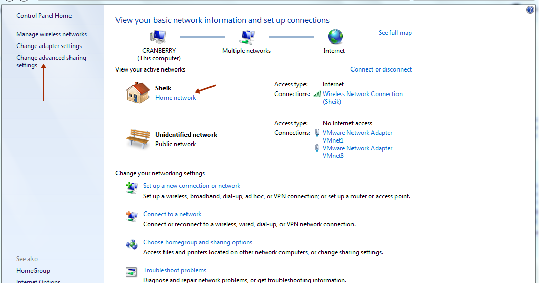 How To Share Folder on Network With Password Protected Sharing |Tech-Vital Computer - The Simple ...