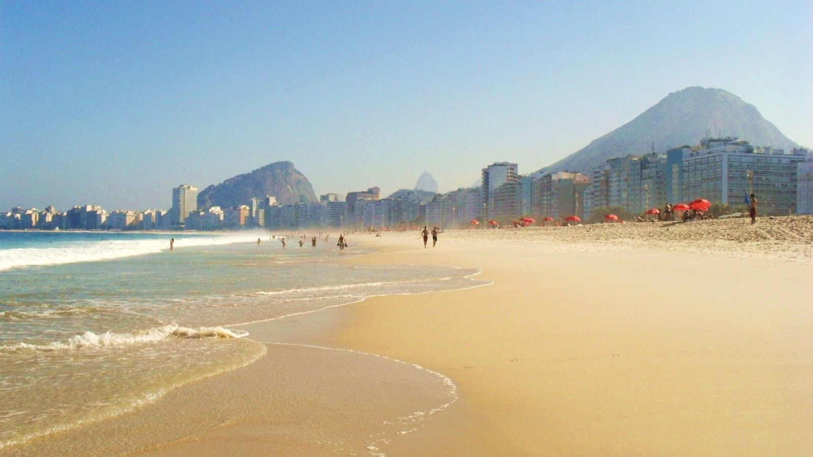 Пляжи бразилии фото туристов