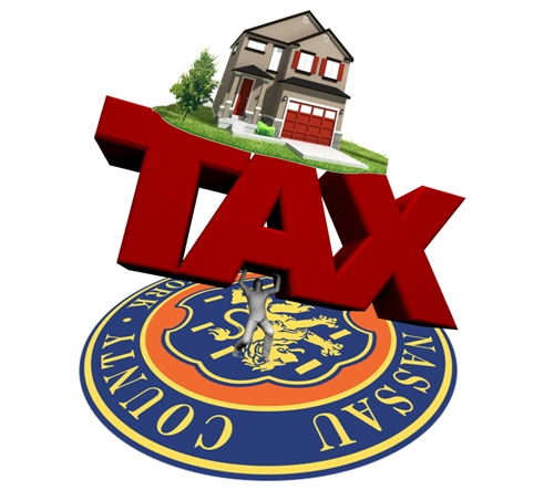 Long Island Property Tax Recrods
