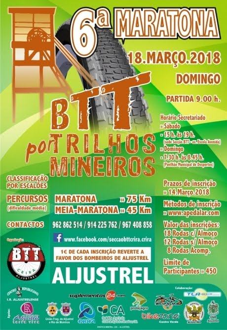18MAR * ALJUSTREL - BEJA