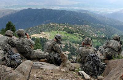 افغانستان کی تقسیم یقینی؟