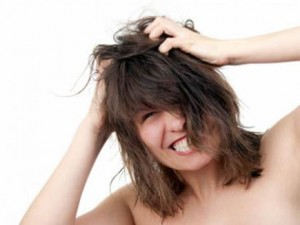 gambar rambut