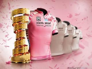 CICLISMO-Giro de Italia 2012