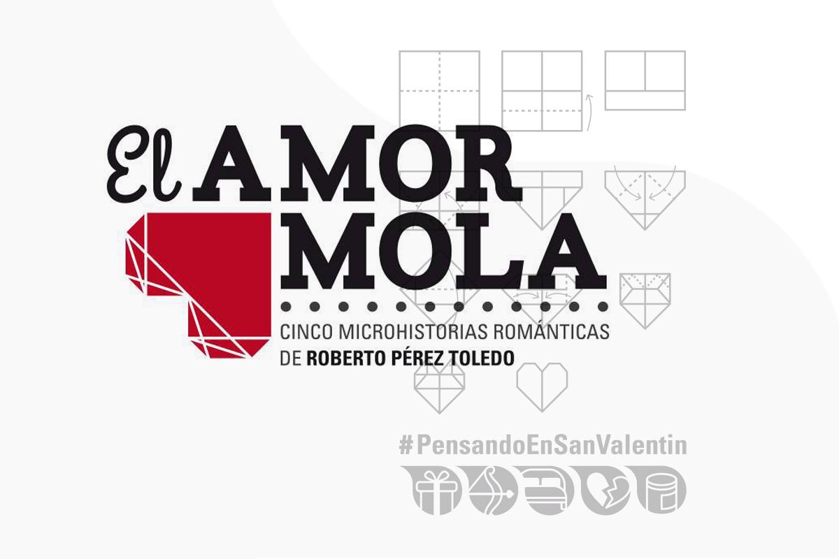 Cinco microhistorias románticas de Roberto Pérez Toledo. Vídeos youtube San Valentín. Vídeos Románticos. Qué hacer para los enamorados. Día de los enamorados.