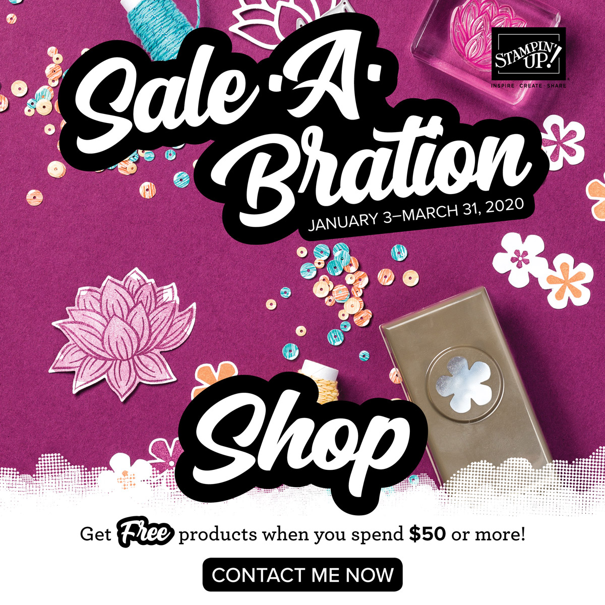 2020 Sale-A-Bration Brochure