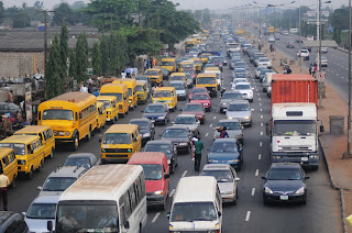 Lagos gridlock