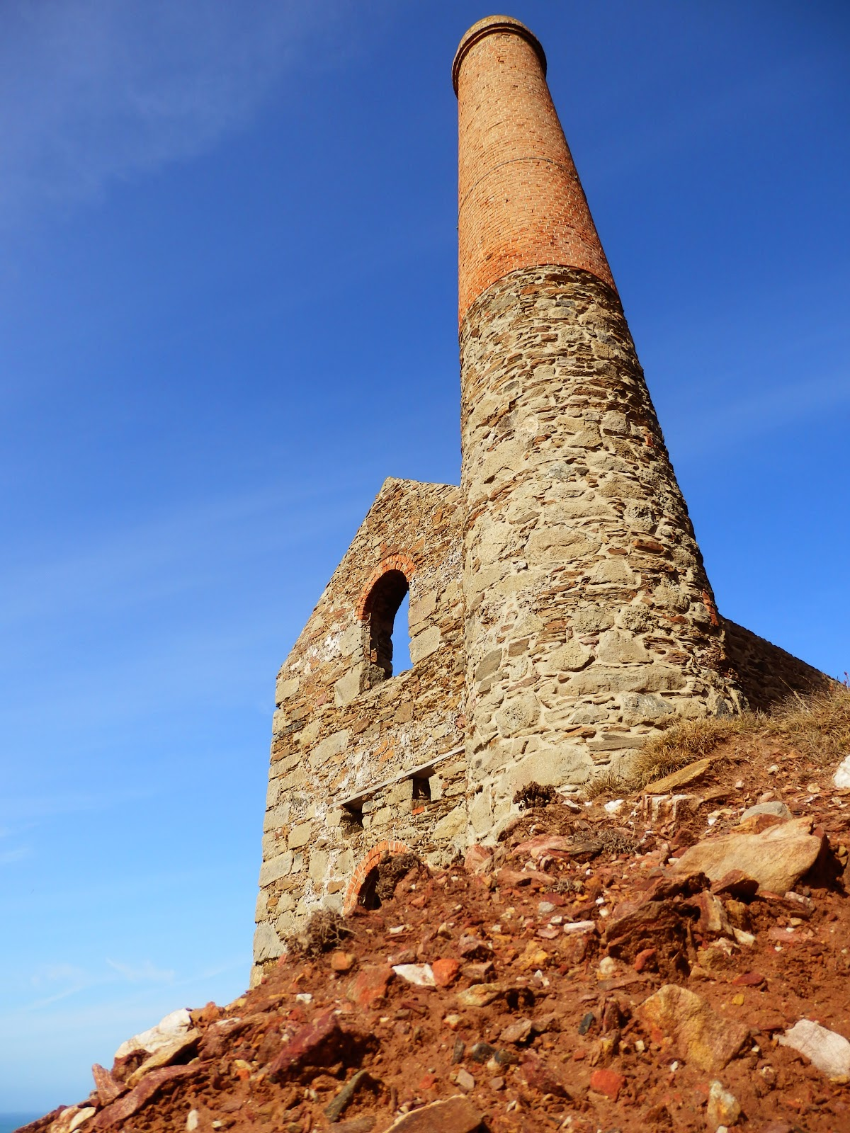 Wheal Coates tin and copper mine