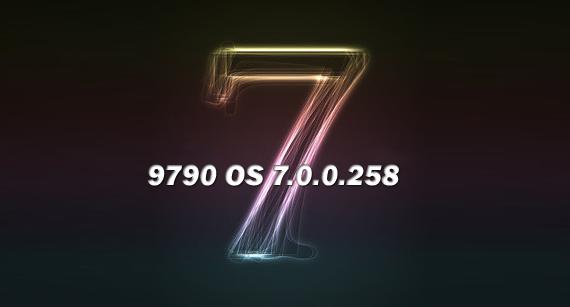 Leaked OS 7.0.0.258 Bold 9790