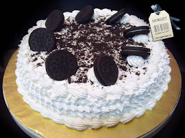 Bake Oreo Cheese Cake